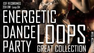 Royalty Free LOOPS DOWNLOAD - Energetic Electronic Trance House Dance | 2011 DW Loop 04