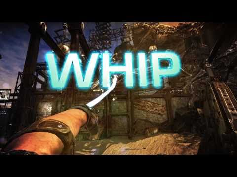 Bulletstorm - Whip, Kick, Boom! Trailer