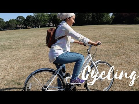 How to ride a bicycle as an adult?