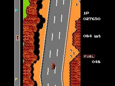 Road Fighter (NES)