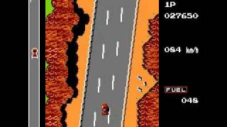 Road Fighter (NES)