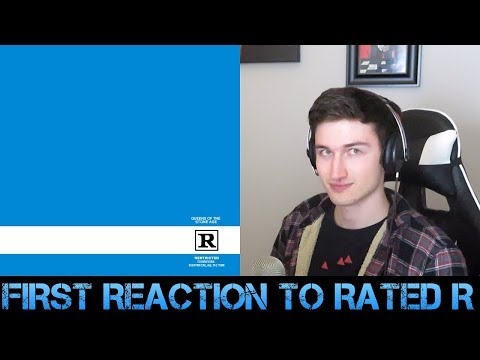 FIRST REACTION To Queens Of The Stone Age - Rated R (Part 1)