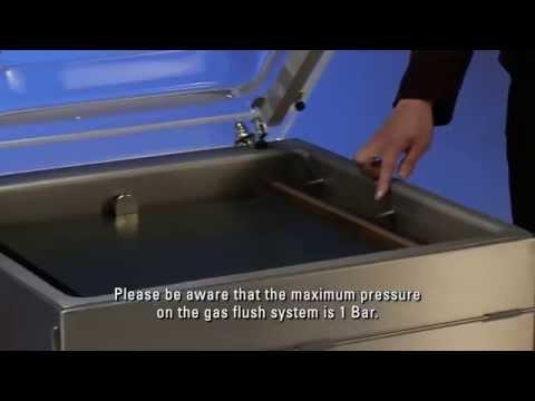 Henkelman Marlin 52 Vacuum Packaging Machine