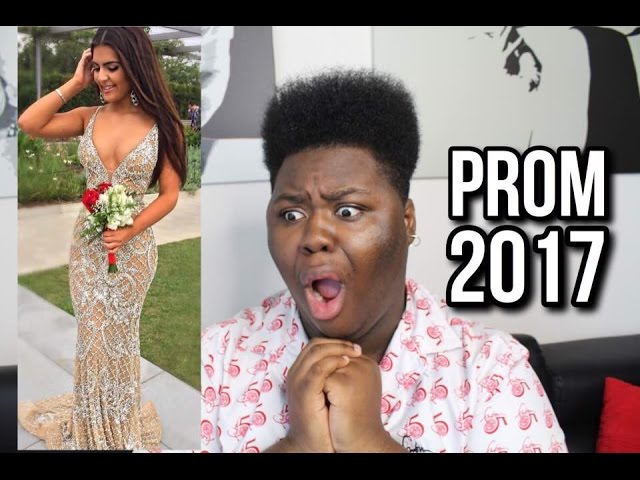 THE BEST PROM DRESSES OF 2017!!