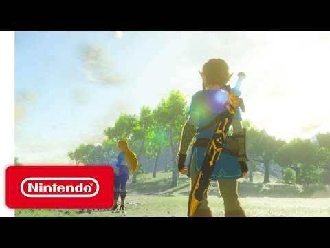 The Legend of Zelda: Breath of the Wild - Nintendo Switch Pr