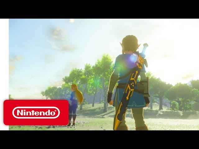 Surprenant Zelda Breath Of The Wild Ps4 review] the legend of zelda – breath of the wild : l'avis d'un