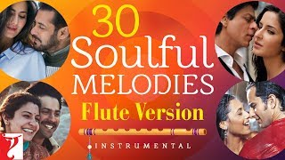 Download Mp3 30 Soulful Melodies | Flute Version | Audio Jukebox | Instrumental | Vijay Tambe