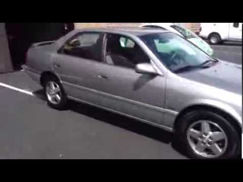 2001 toyota camry gallery edition le youtube. Black Bedroom Furniture Sets. Home Design Ideas