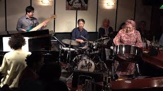 吉田和雄Trio + 山田園恵 Sonoe Yamada - Wave