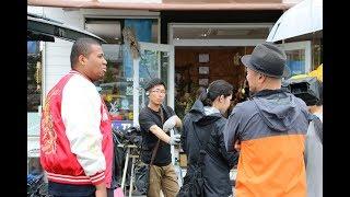 「アントニー、映画俳優デビュー」! 映画『獣道』7月15日公開! htt...