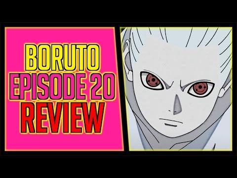 Boruto Episode 20 Review