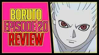 Boruto Episode 20 Review