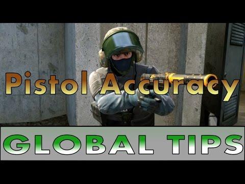 GLOBAL TIPS: Pistol ACCURACY CS:GO