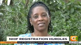 NHIF registration hurdles in Taita Taveta