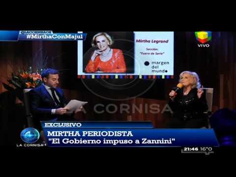 Mirtha Legrand confesó a quién votará