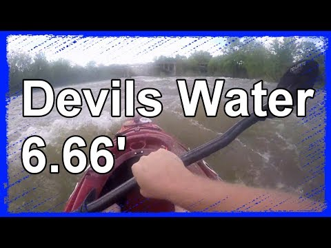 Redings Mill 6.66' The Devils Water