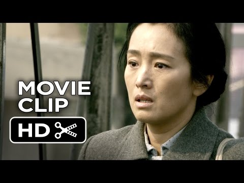 Coming Home Movie CLIP - Run (2015) - Gong Li Movie HD