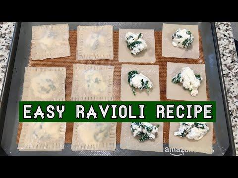 How to make ravioli | easy ravioli recipe