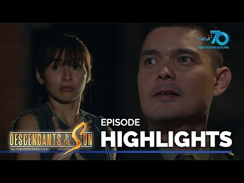 Descendants Of The Sun: Big Boss And Doc Beauty's Most Awaited Kiss | Episode 17