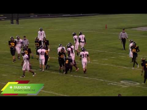 Bishop Luers 27 at Snider 52 | Football Broadcast 10-14-16
