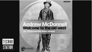 Andrew McDonnell - Tanglefoot Saloon (Big Show Remix)
