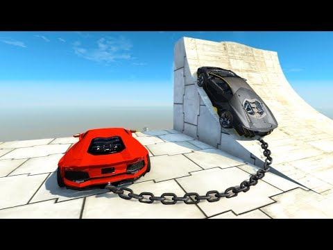 High Speed Jump Crashes Beamng Drive Compilation #18 (BeamNG Drive Crashes)