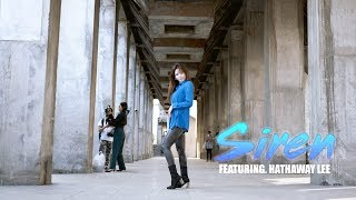 "SUNMI(선미) ""Siren(사이렌)"" Dance In Public Cover By Hathaway Lee"