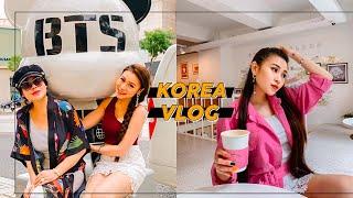 vlog: Chuyến đi Hàn bão tố | NEWIN IN KOREA