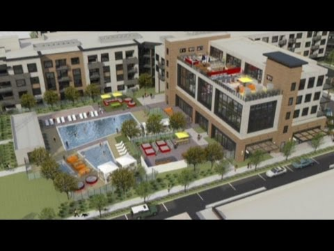 Facebook's Newest Perk: $120M Housing Project