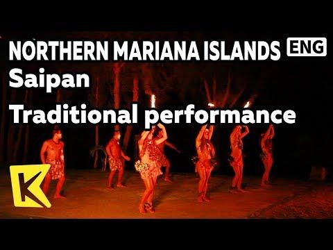 【K】Northern Mariana Islands Travel-Saipan[북마리아나제도 여행-사이판]차모르 족 전통공연/Chamorro/Afetna/Pacific Islands