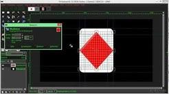 GIMP Spielkarten erstellen