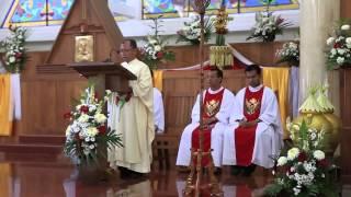 Romo FX. Sukendar Pr - Gereja St. Yakobus Klodran Bantul