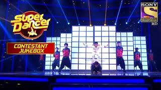 Ruel ने दिखाया अपना Choreo Magic Vivek के साथ | Super Dancer | Contestant Jukebox