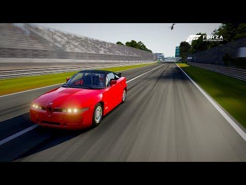 Fortza Motorsport 6- 1990 Alfa Romeo SZ Sprint Zagato Review. Sound, walkaround and test drive.