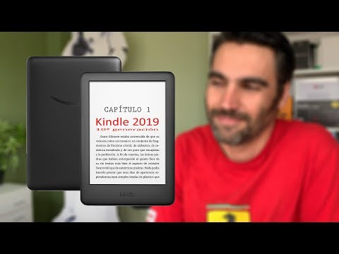 amazon-kindle-2019-(10ª-generación)-|-review-en-español