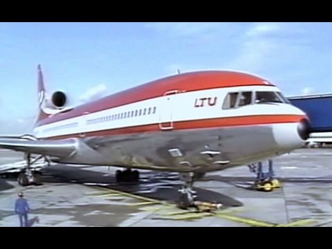 LTU Lockheed L-1011 TriStar Travelogue - 1984