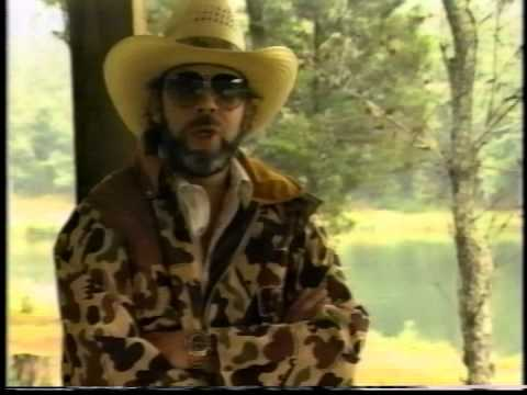 Hank Williams Jr. - If It Will, It Will - Official Video 1992