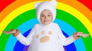 ЛЕТО -Три Медведя - веселая, танцевальная песенка про лето для детей, малышей