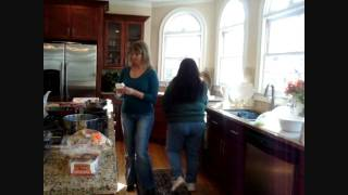 Real Women of Philadelphia Cook Across America With The New Philadelphia Cooking Creme.wmv