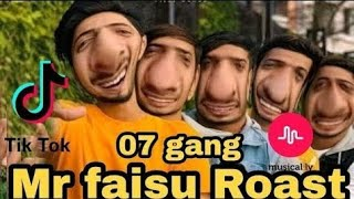 Team 07 Roast by Ranveer Paji With Freestyle Rapping ||Mr Faisu || First Time In India🇮🇳🇮🇳