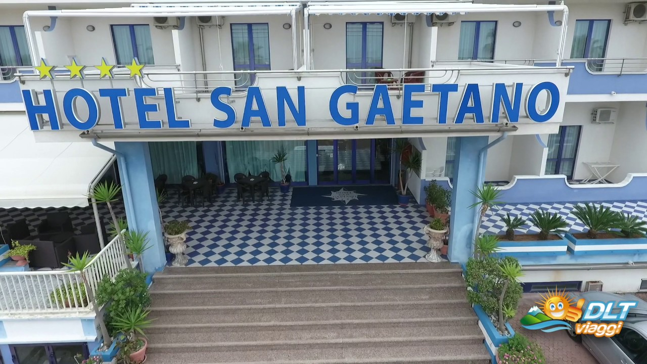 HOTEL SAN GAETANO - YouTube