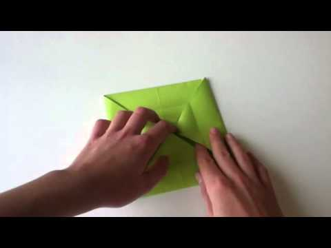 origami box falten papier k stchen basteln youtube. Black Bedroom Furniture Sets. Home Design Ideas