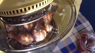 Рецепт: Куриные запчасти в аэрогриле по быстроляну! 18+