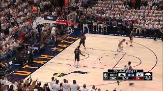 2nd Quarter, One Box Video: Utah Jazz vs. Houston Rockets