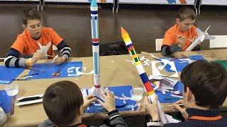 Аэрокосмическая инженерия в детском саду