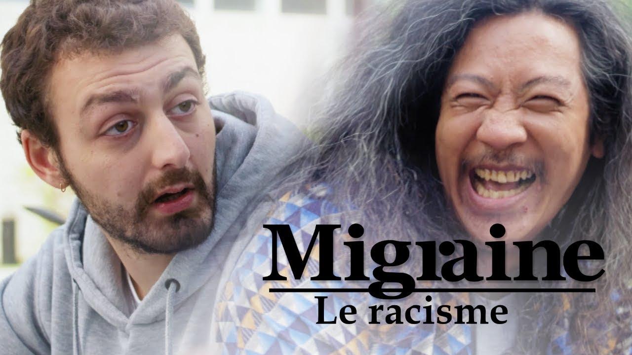 Migraine de Roman Frayssinet : Racisme – Clique – CANAL+