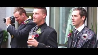 Ewan & Kim Taylor - Wedding Video Rox Hotel Aberdeen