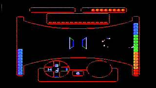 Star Voyager (NES) 1987- Death By Black Hole