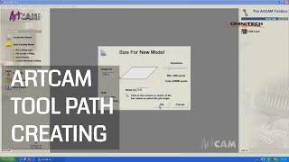 How to Create Tool Path on ARTCAM for Auto Tool Change Function