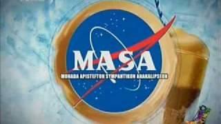 Ράδιο Αρβύλα - Ελληνική NASA (M.A.S.A.)
